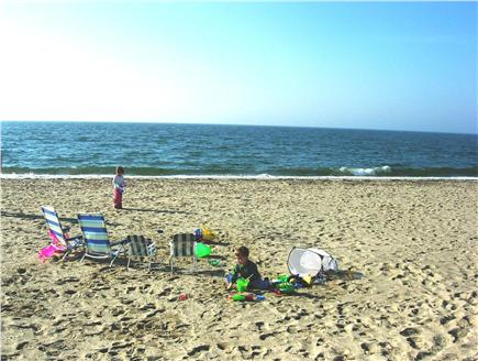Chatham Cape Cod vacation rental - Or....Let's walk to nearby Harding's Beach on Nantucket Sound!