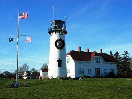 Chatham Cape Cod vacation rental - How about visiting Chatham's historic lighthouse?