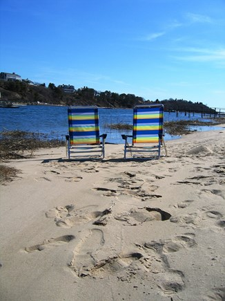 Chatham Cape Cod vacation rental - Where we can relax and enjoy the view.