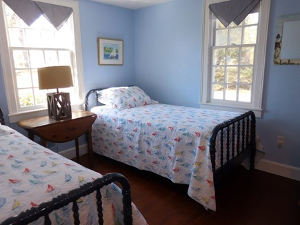 Chatham Cape Cod vacation rental - Bedroom with twin beds