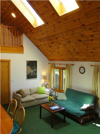 Hyannis Cape Cod vacation rental - Large bright great room...open to British Bar Kitchenette