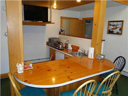 Hyannis Cape Cod vacation rental - Plenty of seating here or at the booth