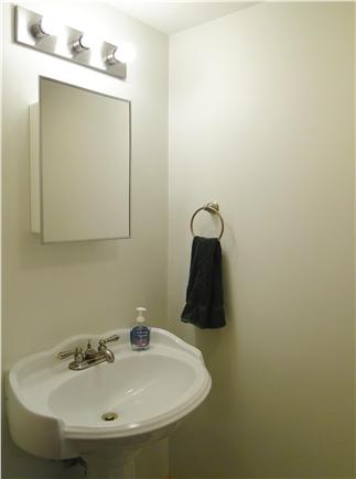 Hyannis Cape Cod vacation rental - First floor half bath