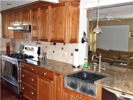 South Chatham Cape Cod vacation rental - Newly remodeled and fully equipped kitchen
