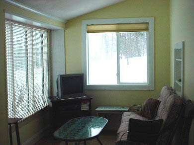 South Chatham Cape Cod vacation rental - Enclosed sun room