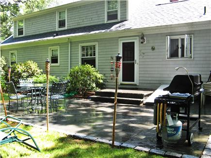 Falmouth Heights Cape Cod vacation rental - Back Yard