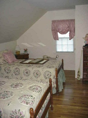 Falmouth Heights Cape Cod vacation rental - Bedroom 4 Second Floor