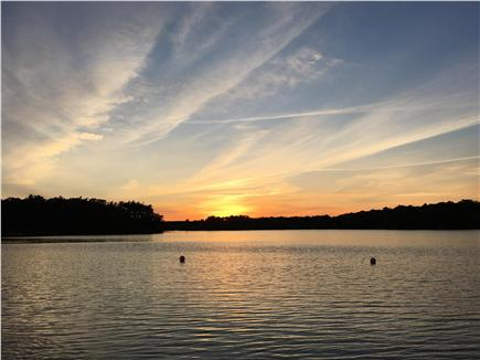 Harwich Cape Cod vacation rental - Sunsets of Bucks