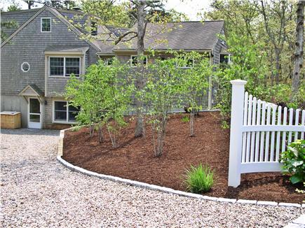 Harwich Cape Cod vacation rental - Beautifully landscaped private location on dead end street