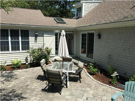 Harwich Cape Cod vacation rental - Front Patio view, Front entrance.