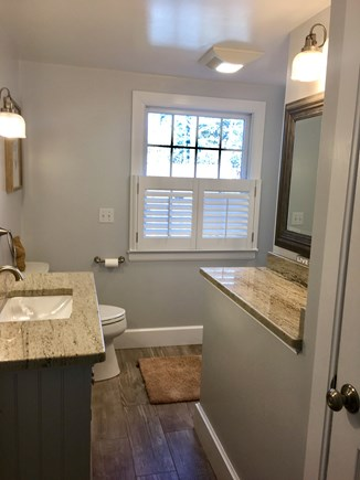 Harwich Cape Cod vacation rental - 2nd full refinished full bathroom with shower