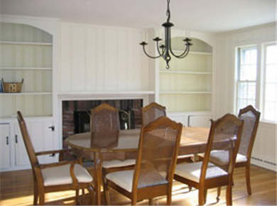 Falmouth Cape Cod vacation rental - Sunny Dining Room