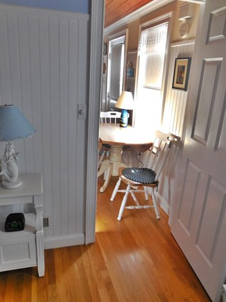 West Yarmouth Cape Cod vacation rental - From bedroom looking into living/dining area