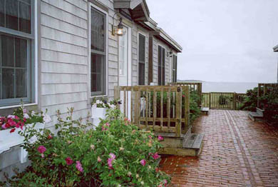 West Yarmouth Cape Cod vacation rental - Front of cottage