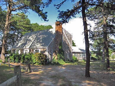 West Dennis Cape Cod vacation rental - Dennis Vacation Rental ID 9154