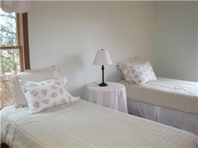 West Dennis Cape Cod vacation rental - Second floor bedroom with twin beds