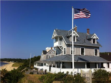 Chequessett Bluff, Wellfleet Cape Cod vacation rental - Banana Empire Top Banana House