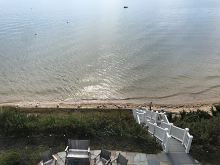 Chequessett Bluff, Wellfleet Cape Cod vacation rental - ''Top Ten Beach In America'' Private. Just Steps Away