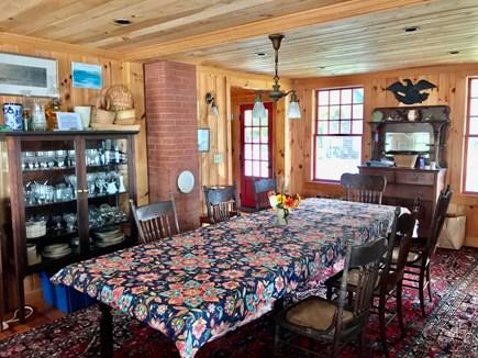 Chequessett Bluff, Wellfleet Cape Cod vacation rental - Cape's ''First Furniture''