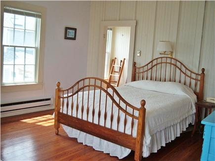 Provincetown Cape Cod vacation rental - West Facing Windows in Master Bedroom