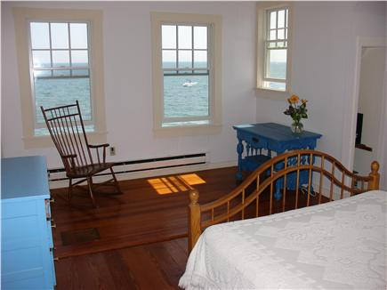 Provincetown Cape Cod vacation rental - South Facing Windows in Master Bedroom