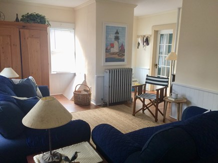 Falmouth Village Cape Cod vacation rental - Living room