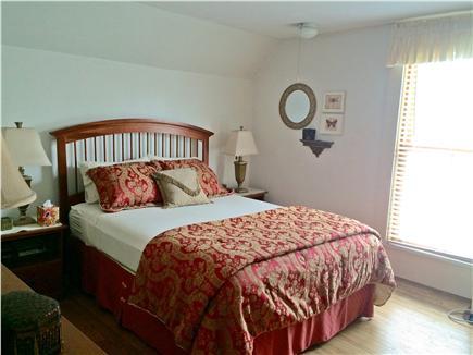 Falmouth Village Cape Cod vacation rental - Master Bedroom