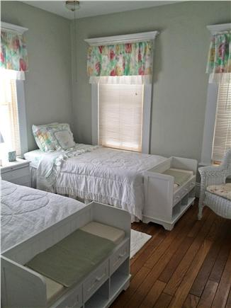 Falmouth Village Cape Cod vacation rental - Twin Bedroom