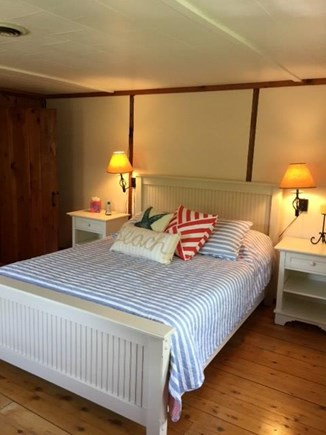 East Sandwich Cape Cod vacation rental - Upstairs Queen Bedroom #1