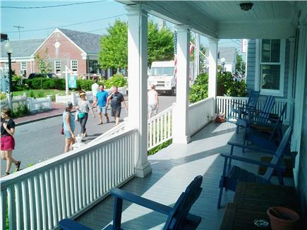 Provincetown Cape Cod vacation rental - Meet new friends from the excl. use front porch!