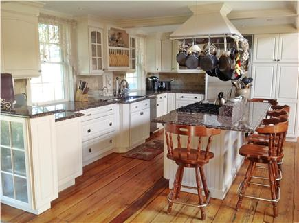 Dennis Cape Cod vacation rental - Newly remodeled Professional kitchen