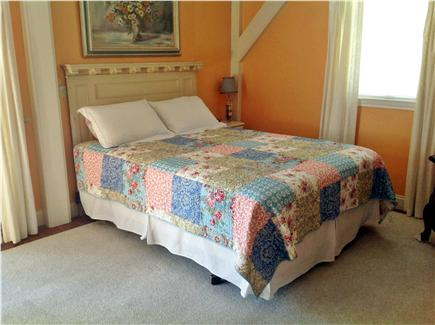 Dennis Cape Cod vacation rental - 1st floor queen bedroom, shares full bathroom with common area