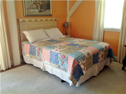 Dennis Cape Cod vacation rental - 1st floor queen bedroom, shares full bathroom with common area