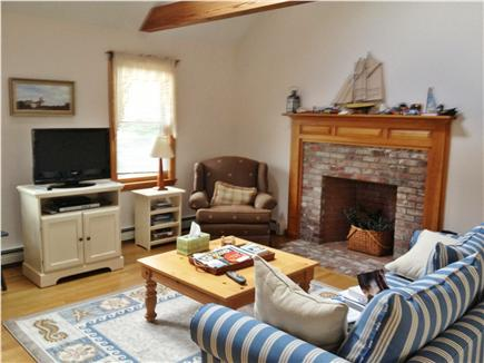 Eastham Cape Cod vacation rental - Bright and comfortable family room