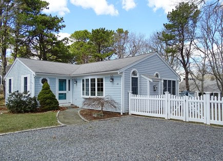 Mashpee, Popponesset Beach Cape Cod vacation rental - Adorable cottage with water views down the street