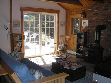 Eastham Cape Cod vacation rental - Family room is bright and comfortable
