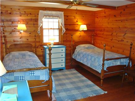 Eastham Cape Cod vacation rental - Roomy twin bedroom has plenty of space for kids to spread out