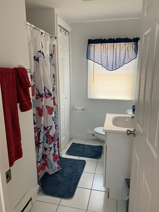 Sagamore Beach, Sandwich Sagamore Beach vacation rental - Bathroom and standup shower.