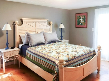East Orleans Cape Cod vacation rental - Master Bedroom with Queen Bed