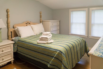 East Orleans Cape Cod vacation rental - Upstairs Guest Bed with Queen Bed