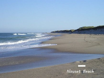 East Orleans Cape Cod vacation rental - Amazing beach