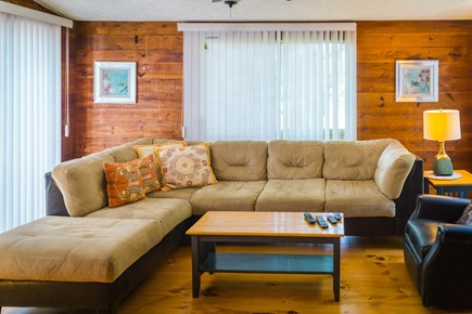 East Orleans Cape Cod vacation rental - Living Room