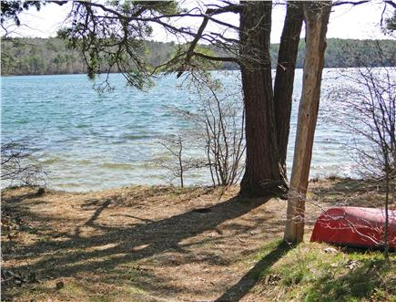 Wellfleet Cape Cod vacation rental - Walk ten minutes to Gull Pond- swim, kayak