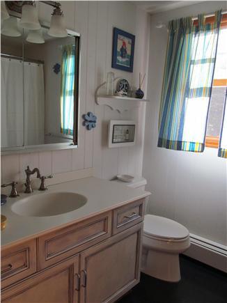 North Eastham Cape Cod vacation rental - Second floor bathroom