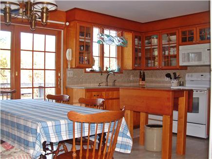 North Eastham Cape Cod vacation rental - Newly-renovated kitchen