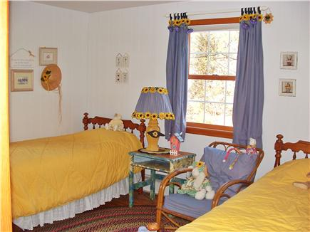 North Eastham Cape Cod vacation rental - Sunflower bedroom