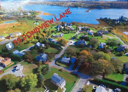 Chatham Cape Cod vacation rental - The neighborhood sits on Oyster River. Walk the path to water.