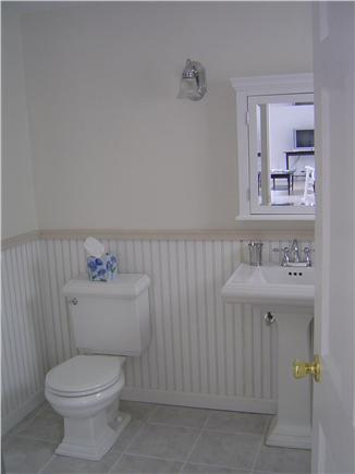 Chatham Cape Cod vacation rental - Main Bathroom (with Shower)