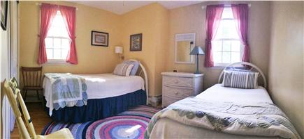Brewster Cape Cod vacation rental - #3 Twin bed (2) 2nd Floor