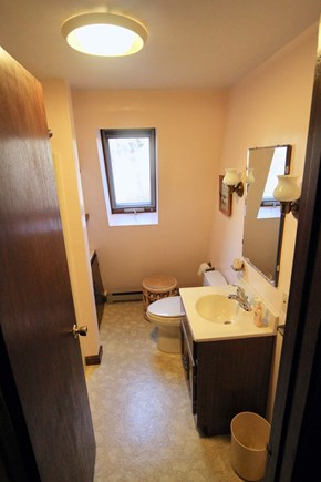Wellfleet Cape Cod vacation rental - Bathroom with Tub and Shower